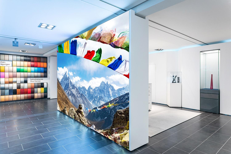 LED-Wand von Mila-wall
