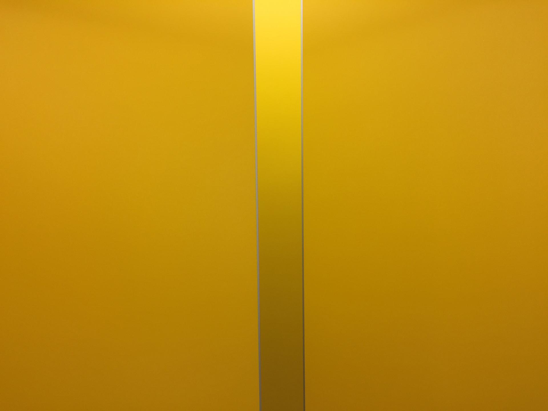 Mila-wall Wandmodule mit gelber Oberflächenfolie